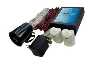 GSM охранная сигнализация «Дачник»: преимущества, характеристики