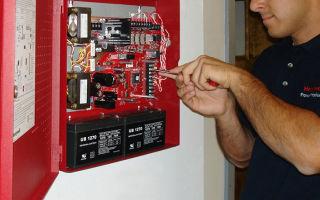 Требование к пожарной сигнализации в многоквартирном доме