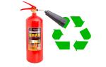 Правила утилизации огнетушителей: пенные, углекислотные и порошковые устройства (москва, тюмень, спб)