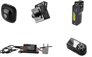 Топ лучших беспроводных мини камер с датчиком движения: andoer g1 и md81s