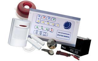 Преимущества gsm сигнализации эритея: модификации, функции