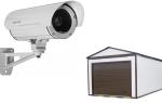 Выбор системы видеонаблюдения для гаража: топ готовых комплектов