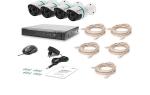 Как выбрать готовый комплект видеонаблюдения для офиса: параметры и характеристики