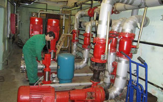 Обслуживание систем пожаротушения: в каких случаях необходимо?