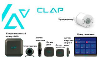 Умный дом clap: принцип действия и модульные составляющие комплекта