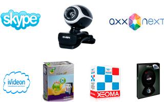 Как использовать вебкамеру в качестве видеонаблюдения: ivideon, xeoma, ispy и skype
