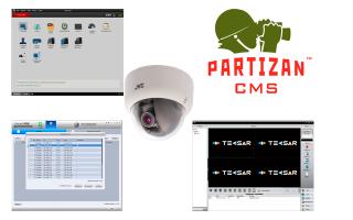 Выбор cms программы для видеонаблюдения: dahua smart pss, hikvision ivms, tecsar и partizan