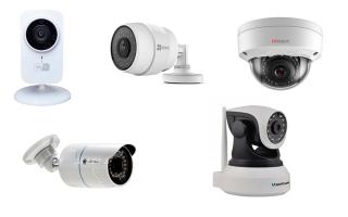 Лучшие модели ip камер с записью в облако: standalone, vms