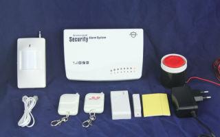 Sim-карта (сим карта) для охранной gsm сигнализации:как поставить?