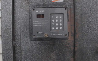 Как открыть домофон keyman без ключа: описание способов