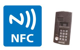 Можно ли с помощью телефона с NFC открыть домофон