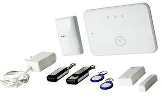 Лучшая gsm сигнализация для дома и дачи: советы по выбору