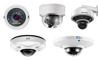 Ip уличные панорамные камеры: hikvision, rvi, 3s vision и beward