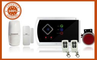 Wifi gsm охранная сигнализация для дома: популярные модели