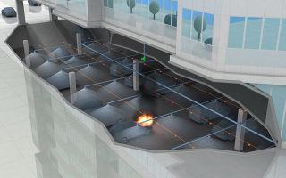 Пожаротушение тонкораспыленной водой: недостатки, топ-5 моделей
