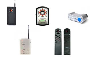Детектор камер видеонаблюдения: лучшие модели, принцип работы