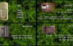 Коды для открытия домофонов без ключа: vizit, метаком, eltis, cyfral и факториал