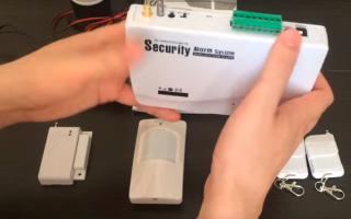 Частые ошибки в настройке охранной сигнализации