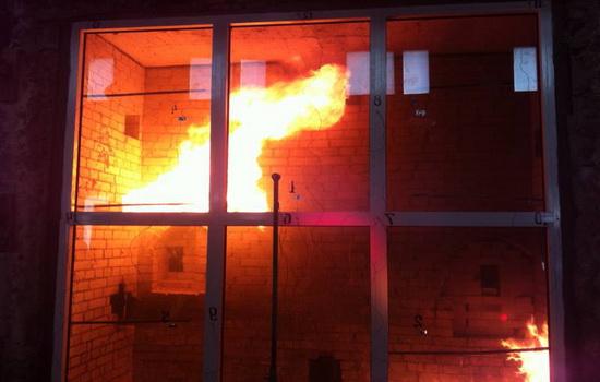 Конструктивные особенности противопожарных окон - Сигнализация